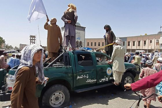 U.S. to Evacuate Some Afghan Embassy Staff as Taliban Surges