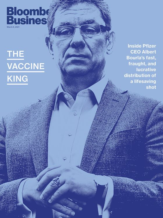 Inside Pfizer's Fast, Fraught, and Lucrative Vaccine Distribution