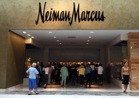 Neiman Marcus Luxury Department-Store Chain Files for IPO