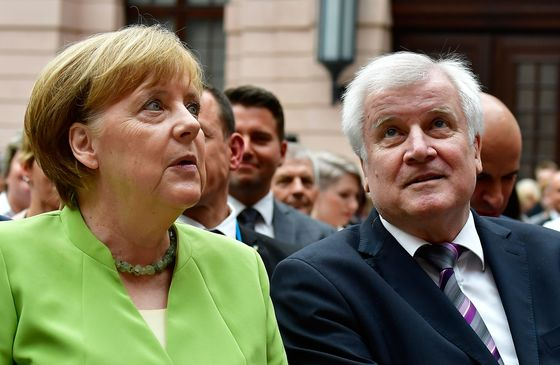Merkel's Downfall Not Our Goal, Immigration Rebel Says