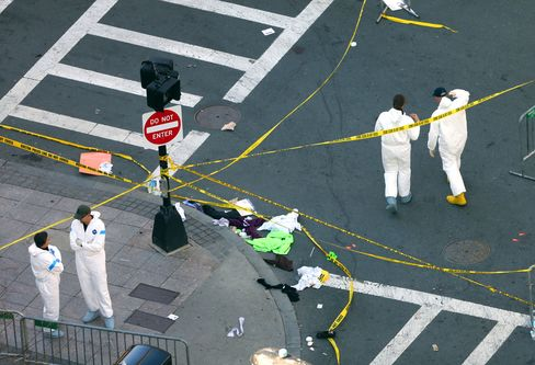 Forensic Investigators Discover Clues to the Boston Bombing