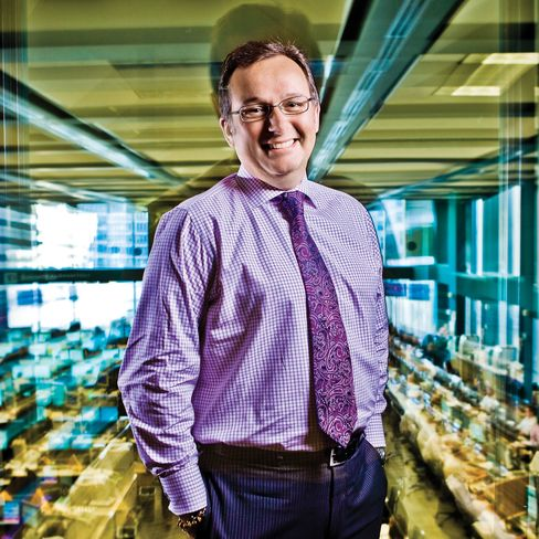 Shaun Osborne, chief currency strategist at TD Securities