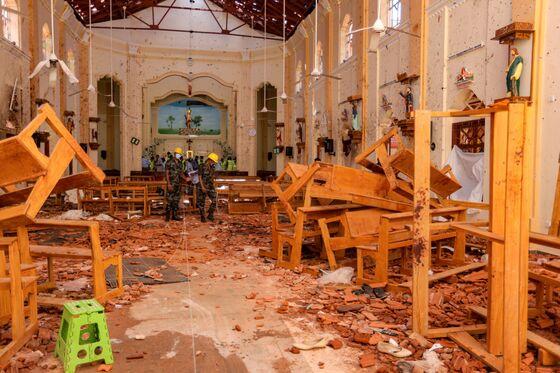 Sri Lanka Probes International Terror Link After Blasts Kill 290