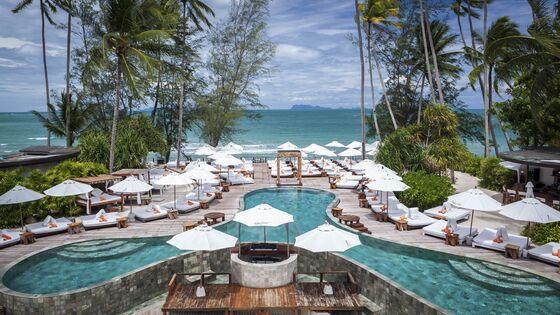 Nikki Beach Wants to Remake Itself as aChill Resort Brand