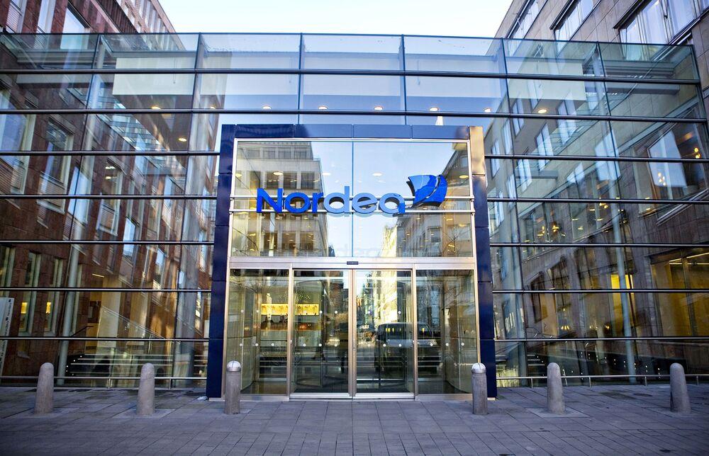 Nordea Bank Sweden Stockholm