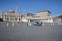 Emergency Coronavirus, Vatican City