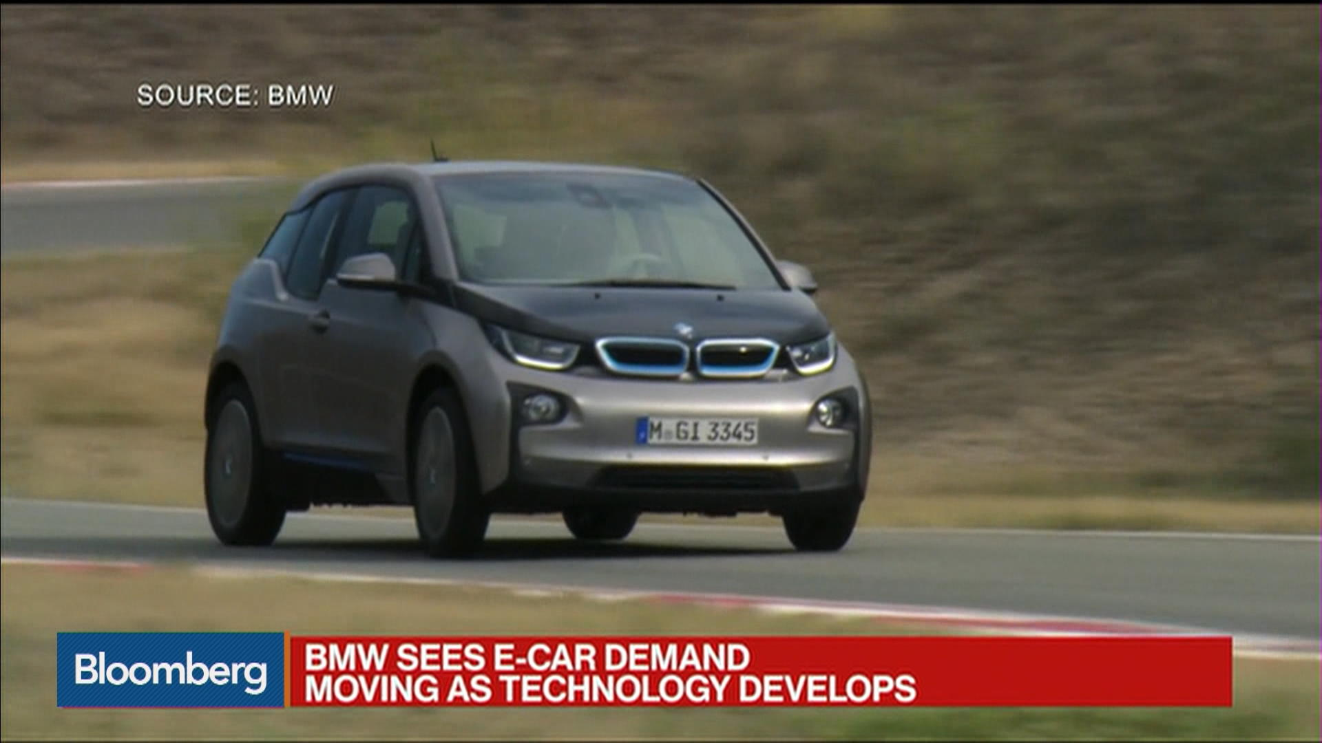 bmw to build on its electric line up says robertson bloomberg. Cars Review. Best American Auto & Cars Review