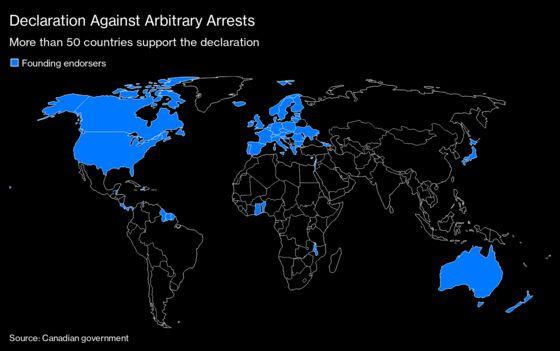 China Slams Canada 'Megaphone Diplomacy' After Arrest Complaints
