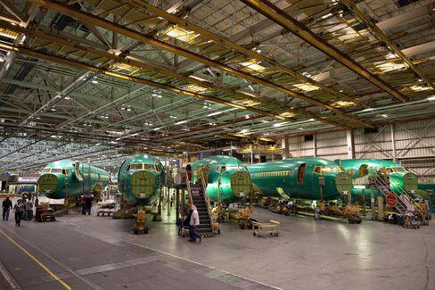 Boeing Said to Close Kansas Plant