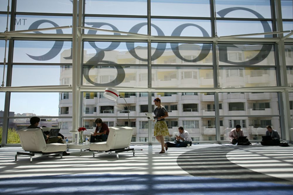 Google Edges Facebook in Software Engineer Pay Survey - Bloomberg