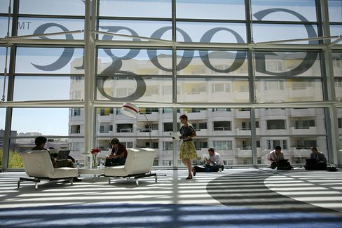 Google Edges Facebook in Software Engineer Pay Survey