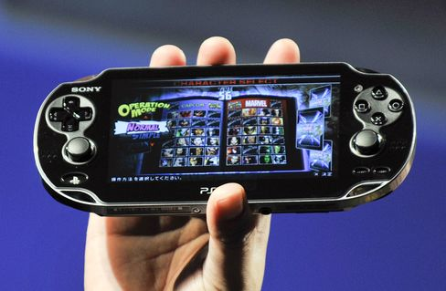 Sony's Vita Trapped Between Nintendo Pricing, Smartphones
