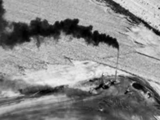 When the Flames Go Out, the Permian's Methane Problem Worsens