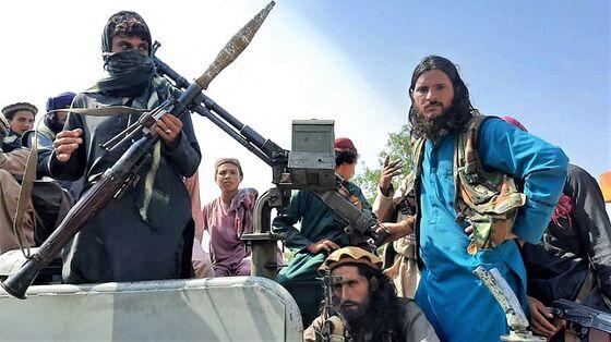 Taliban Retake Afghan Capital After 20 Years Fighting U.S.