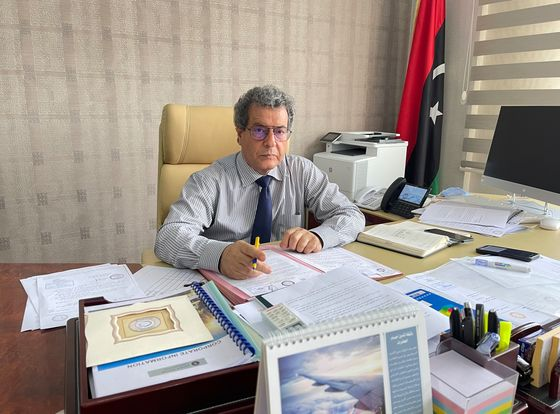 Libyan Budget Battle Could Imperil Oil Output, Minister Says