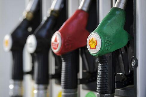 Crude Oil's Slump
