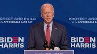 relates to Biden Says Trump Has Given Up on Covid-19