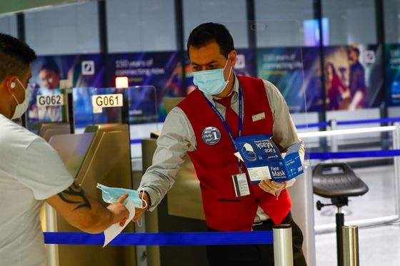 International AirlineTravel Creeps Back With 'Bubble' Corridors