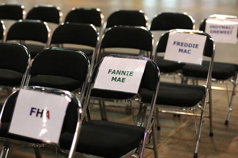 Fannie Mae and Freddie Mac