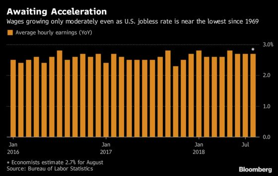 Jobs Report Set to Seal September Fed Hike, Not Future Path