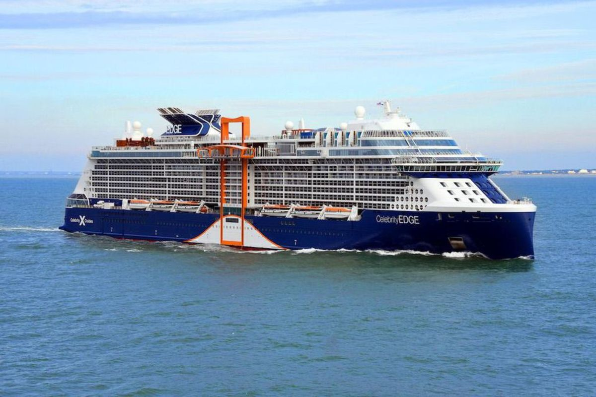 Celebrity Edge Cruise Ship Review - Bloomberg