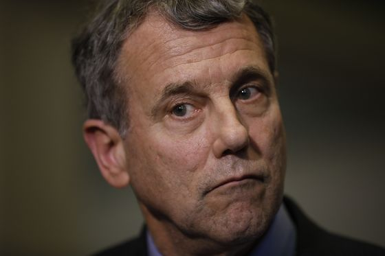 Sherrod Brown Wants Medicare Buy-In at Age 50 as an Option Now