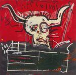 1506629205_9713 Jean-Michel Basquiat, Cabra