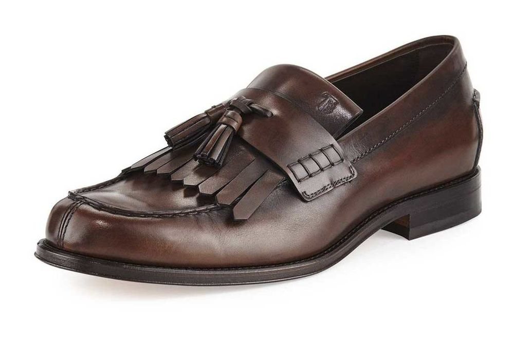 001ac11ac 1501015135_loafers-tods. Tod's kiltie leather tassel loafer ...