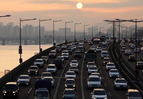 South Korea Plans Carbon Law