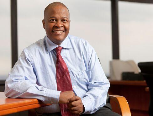 Eskom Holdings Acting CEO Brian Molefe