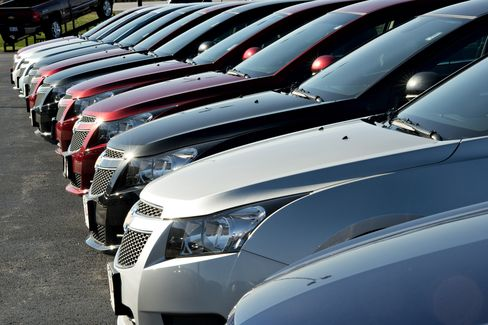 U.S. Auto Sales Reach Pre-Recession Level on Low Financing