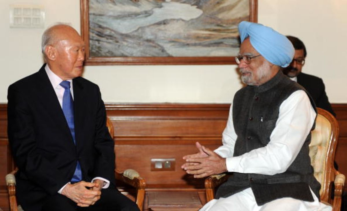 Lee Kuan Yew's Bad Prescription for India