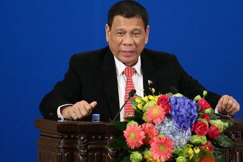 Duterte Kunjungan