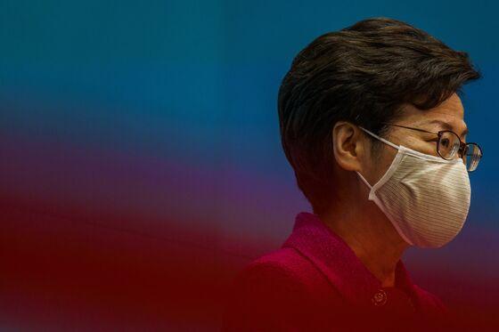 Hong Kong Leader Confirms China Revamp May Force Election Delays