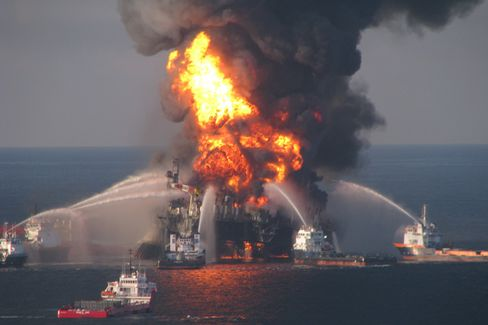 Q&A: One Attorney's Bizarrely Literary Motion Against BP