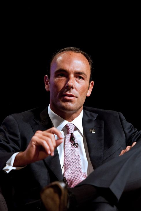 Hedge-Fund Manager Kyle Bass