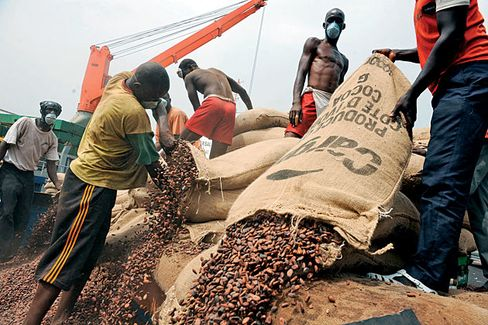 Higher Chocolate Prices May Follow Africa's Cocoa Shortfall