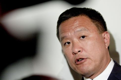 United Co. Rusal Chairman Barry Cheung
