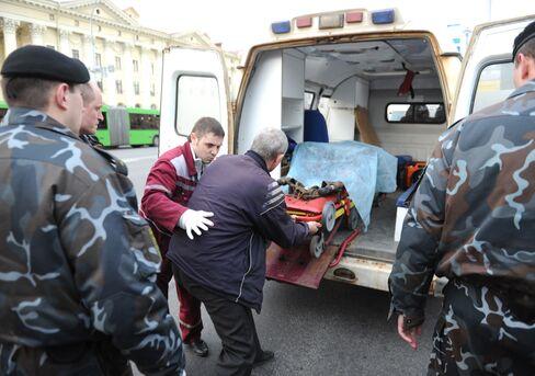 Belarus Subway Explosion Kills 7 Near Lukashenko's Residence