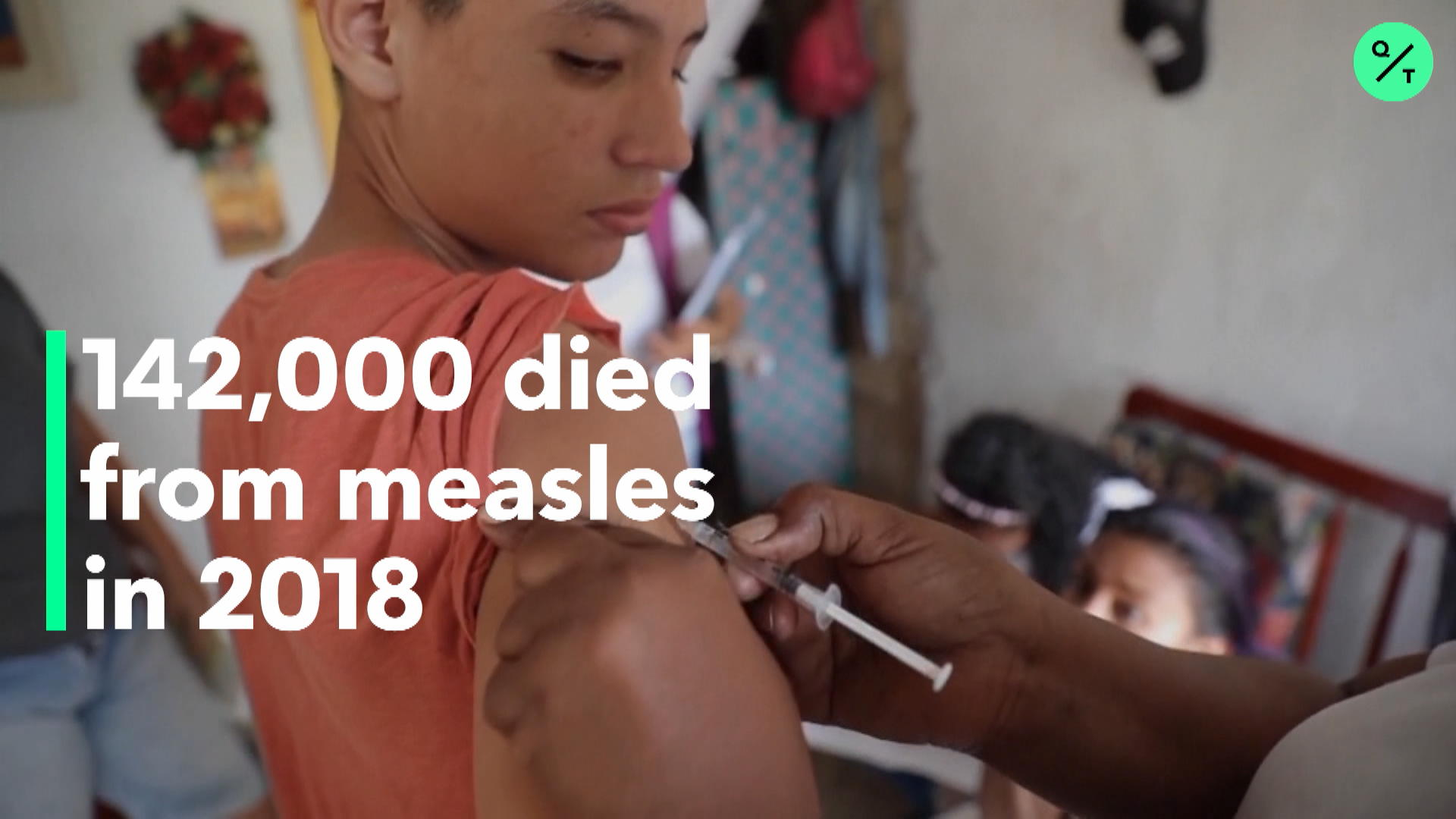 142,000 Died From Measles In 2018