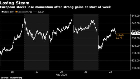 European Stocks Erase Decline as Corporate News Beats China Woes