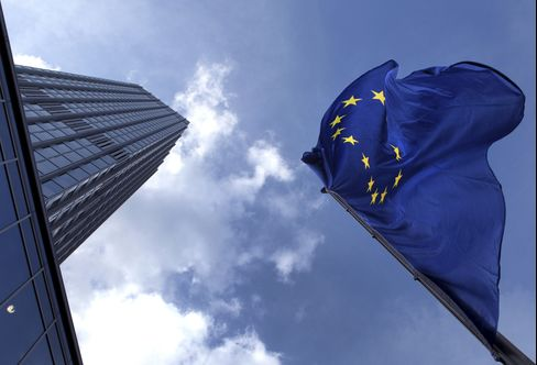 European Banks Must Pay Up to Borrow $100 Billion
