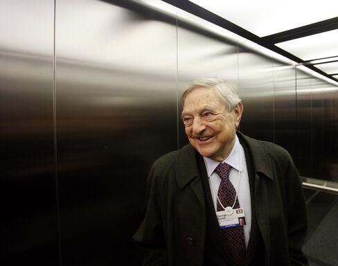 Soros Said to Make $1 Billion Since November Betting Against Yen