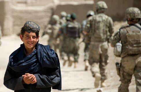 U.S., Afghanistan Agree on Draft Strategic Partnership Accord
