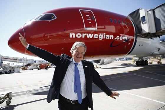 Norwegian Air Starts Search forNew CEO,Nettavisen Says