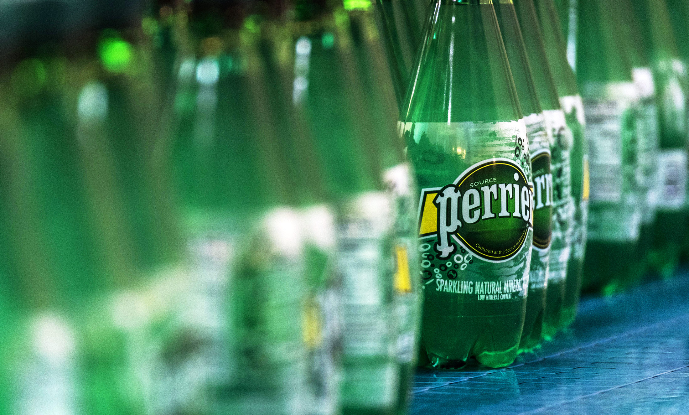 Perrier Boosts Nestle's Bubble as Activist Loeb Busts In - Bloomberg