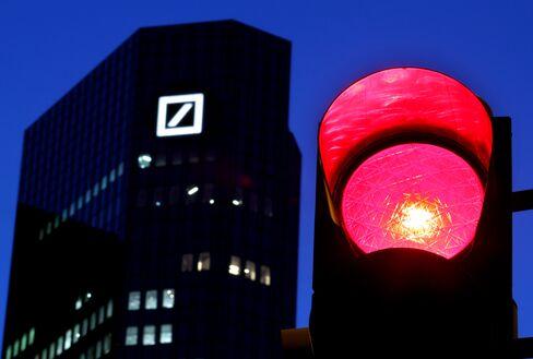 Bundesbank Said to Investigate Deutsche Bank Over Hidden Losses