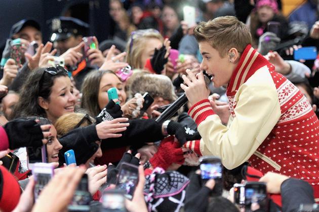 Top Targets: Bieber