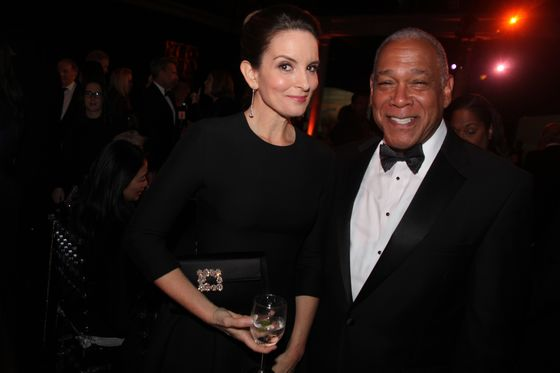 Tina Fey Dons Galoshes and Whale Jokes Rule at Snowy Museum Gala
