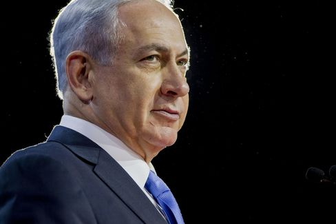 Israeli Prime Minister Benjamin Netanyahu Addresses AIPAC Policy Conference